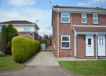 Thumbnail 2 bedroom semi-detached house to rent in Paddock Court, Bridlington