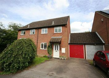 Thumbnail 3 bed semi-detached house to rent in Butson Close, Newbury