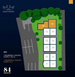Thumbnail 1 bed town house for sale in Broadgate, Beeston, Nottingham