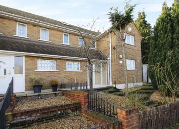 Thumbnail 4 bedroom semi-detached house for sale in Cavell Crescent, Dartford