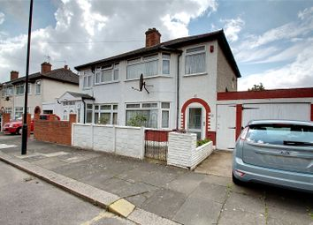 Thumbnail 3 bed semi-detached house for sale in Mount Avenue, Southall