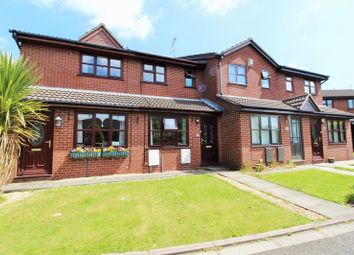 Thumbnail 2 bed terraced house for sale in Sanfield Close, Ormskirk
