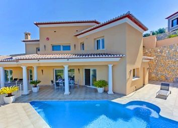 Thumbnail 4 bed villa for sale in Moraira, Moraira, Spain