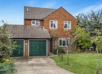 Thumbnail 4 bed detached house for sale in Cottenham Close, East Malling, West Malling, Kent