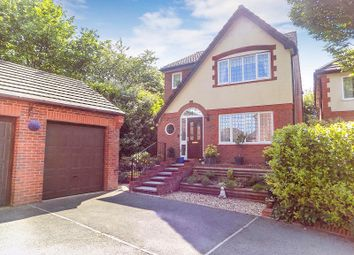 Thumbnail 3 bed detached house for sale in Llwyn-Y-Groes, Broadlands, Bridgend.