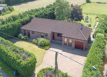 Thumbnail 4 bed detached house for sale in Drove Road, Gamlingay