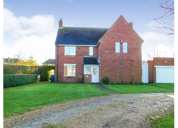 Thumbnail 3 bed detached house for sale in Canberra Crescent, Gainsborough