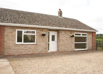 Thumbnail 2 bed bungalow for sale in Lewis Close, Ditchingham, Bungay