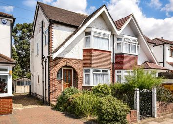 Thumbnail Semi-detached house for sale in Aldridge Avenue, Stanmore