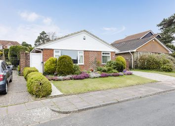 Thumbnail 3 bed detached bungalow for sale in Firsdown Road, High Salvington, West Sussex