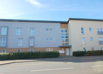 Thumbnail 1 bed flat for sale in Howe Road, Gosport