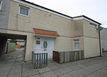 Thumbnail 4 bed end terrace house for sale in Heathgate, Skelmersdale