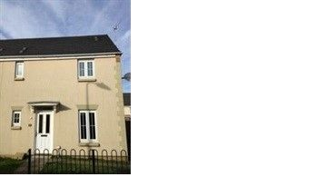 Thumbnail 3 bed semi-detached house to rent in Moorland Green, Gorseinon, Swansea