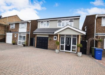 Thumbnail 4 bed detached house for sale in Sandringham Close, Corringham, Stanford-Le-Hope