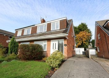 Thumbnail 4 bed semi-detached house for sale in Lansdown Hill, Fulwood, Preston, Lancashire