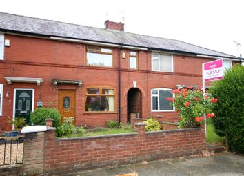 Thumbnail 2 bed terraced house for sale in Bakewell Road, Eccles, Manchester