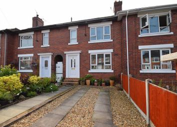 Thumbnail 2 bed terraced house for sale in Abbots Road, Stoke-On-Trent
