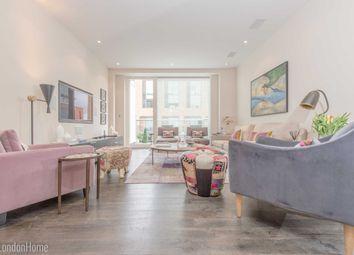 Thumbnail 3 bed flat for sale in Cubitt Building, Grosvenor Waterside, Chelsea, London