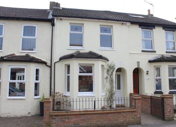 Thumbnail 3 bed terraced house for sale in Holly Road, Aldershot