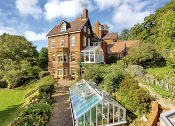Thumbnail 3 bed flat for sale in Caxton Lane, Limpsfield Chart, Oxted, Surrey