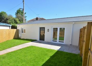 Thumbnail 1 bed semi-detached bungalow for sale in Chapel Street, Tiverton