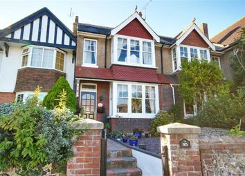 4 bed terraced house for sale in Rectory Road, Thomas A Becket, Worthing, West Sussex BN14