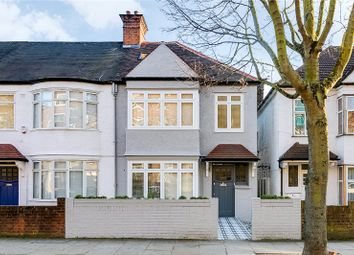 4 bed end terrace house for sale in Dalgarno Gardens, London W10