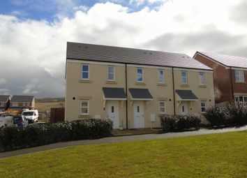 Thumbnail 2 bedroom end terrace house for sale in Ty Canol, Carway, Kidwelly