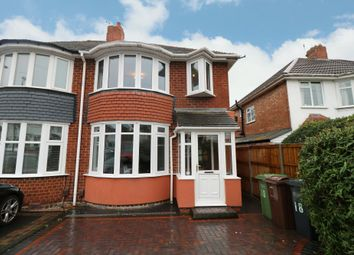 3 bed semi-detached house for sale in Rock Road, Solihull B92