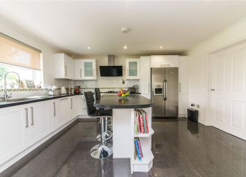 Thumbnail 4 bed detached house for sale in Lyra Close, Rainham, Kent