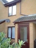 Thumbnail 1 bedroom terraced house to rent in High School Close, March