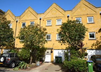 Thumbnail 4 bed terraced house for sale in Wharfside Close, Erith