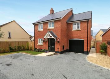 Thumbnail 4 bed detached house for sale in Elmfield Way, Kingsteignton, Newton Abbot
