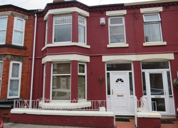 3 bed terraced house for sale in Rosedale Road, Tranmere, Birkenhead CH42