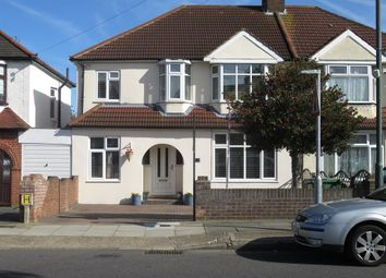 Thumbnail 6 bed semi-detached house for sale in Westwood Lane, Welling, Kent