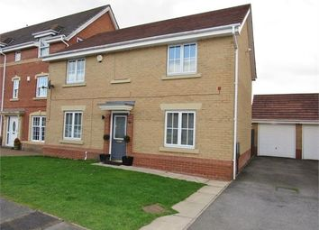 Thumbnail 4 bed detached house for sale in Broadmeadows Close, Swalwell, Newcastle Upon Tyne.