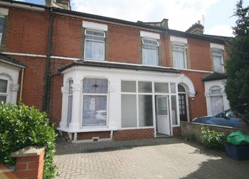 Thumbnail 4 bed terraced house to rent in Rutland Road, Ilford