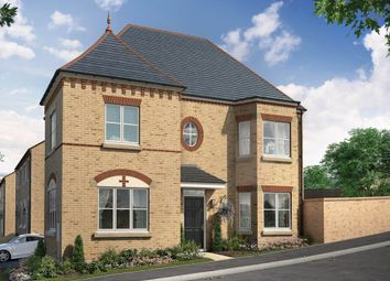 "Thumbnail 3 bedroom property for sale in ""The Chalfont"" at Hitchin Road, Stotfold, Hitchin"