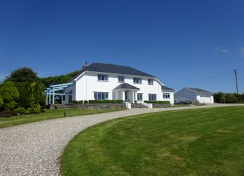 Thumbnail 4 bed detached house for sale in Upway House, Port Eynon, Gower, Swansea