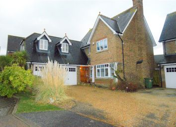 Thumbnail 5 bed detached house for sale in Pucknells Close, Birchwood Heights, Swanley, Kent