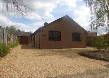 Thumbnail 3 bedroom bungalow to rent in Marsh Lane, Earsham, Bungay