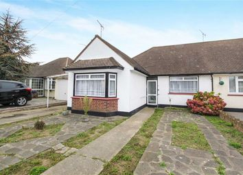 Thumbnail 2 bedroom semi-detached bungalow for sale in Meadow Drive, Thorpe Bay, Essex