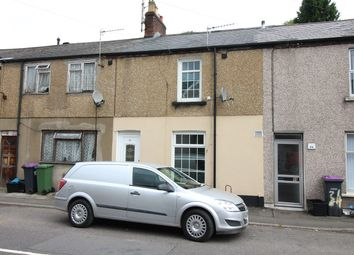 Thumbnail 3 bed terraced house for sale in Freeholdland Road, Pontnewynydd, Pontypool