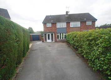 Thumbnail 3 bed property to rent in Westminster Close, Baswich, Stafford