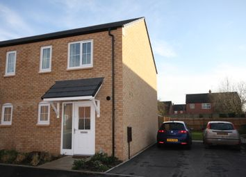Thumbnail 2 bed semi-detached house for sale in Rowan Place, Bidford On Avon