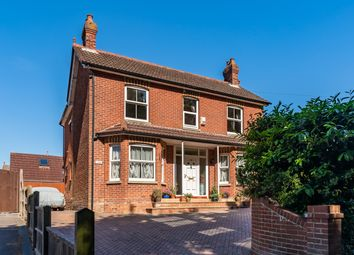 Thumbnail 4 bed detached house for sale in Barnes Lane, Sarisbury Green
