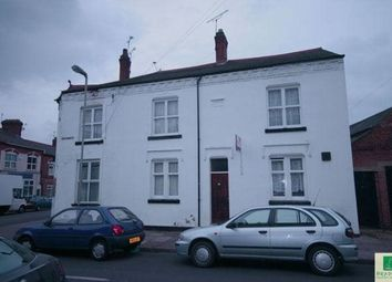 Thumbnail 1 bedroom flat to rent in Sylvan Street, Leicester