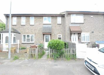 Thumbnail 2 bedroom terraced house for sale in Kipling Avenue, Tilbury, Essex