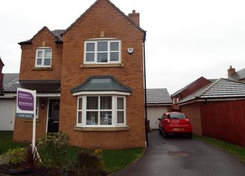 Thumbnail 3 bed detached house for sale in Harworth Road, St Helens, Merseyside
