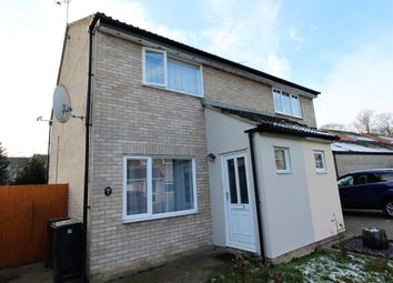 Thumbnail 2 bed semi-detached house for sale in Steggall Close, Needham Market, Ipswich